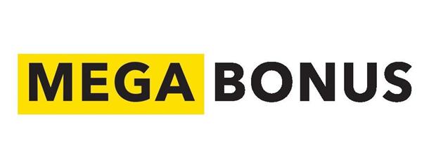 Логотип Megabonus