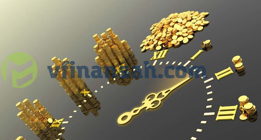 Путь к финансовой свободе не быстрый процесс